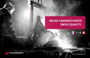Schweizer Qualitäts-Stahl