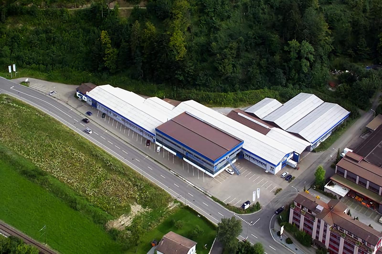 Zerspanungstechnik Werk Schweiz