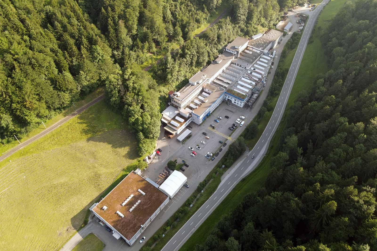 Giesserei Werk Schweiz