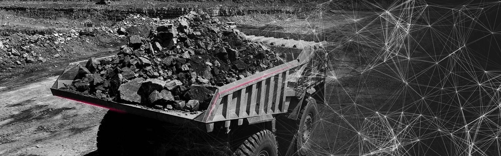 Stahl und Eisen für Bergbau